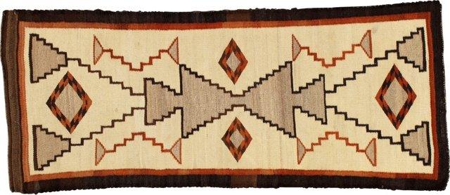 "Navajo Rug, 2' x 4'9"""
