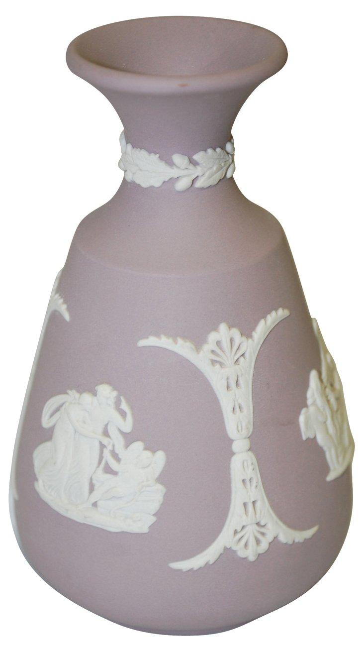 Wedgwood Jasperware Bud Vase