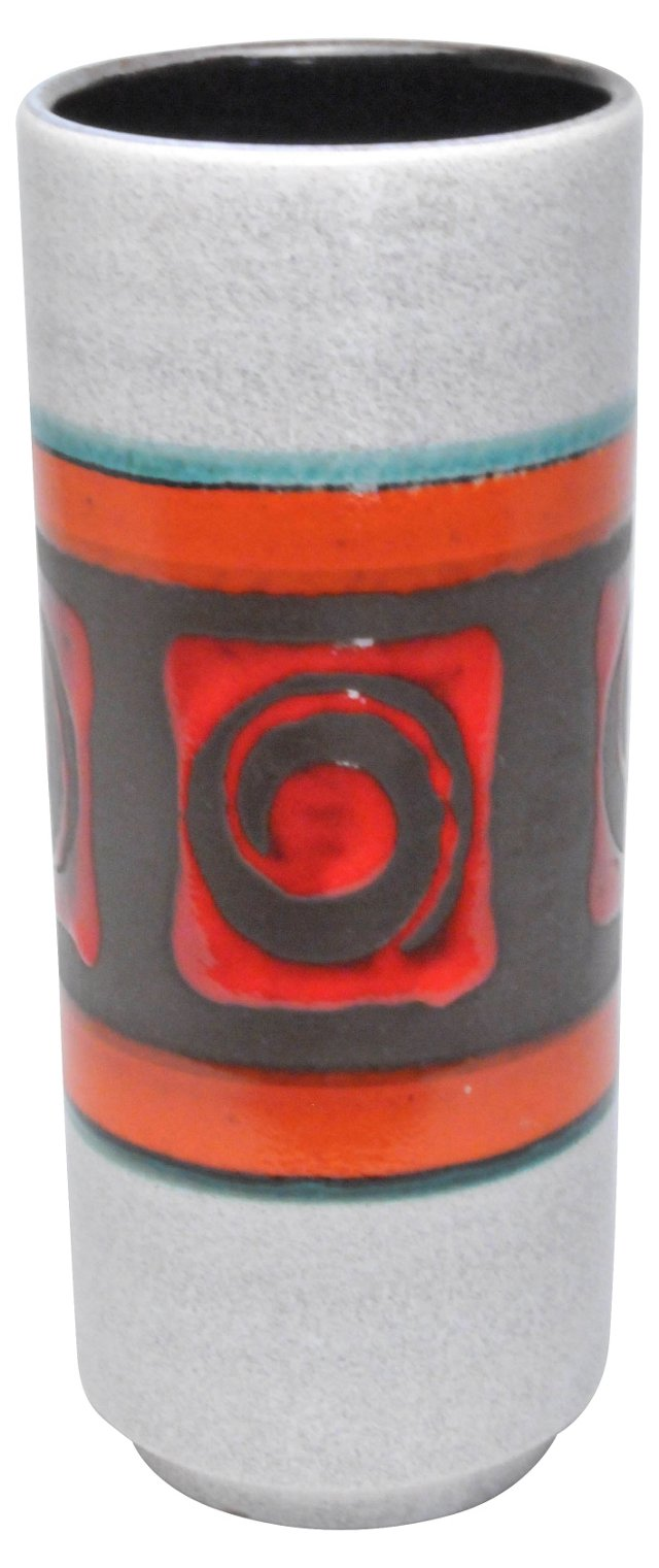 Studio Art Pottery Vase