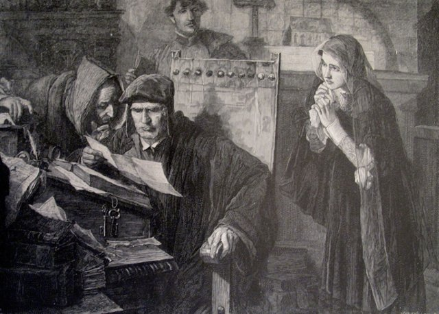 The Petition, 1888