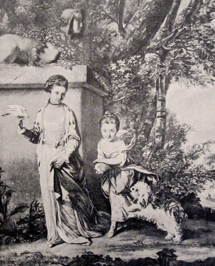 The Ladies Yorke, 1888
