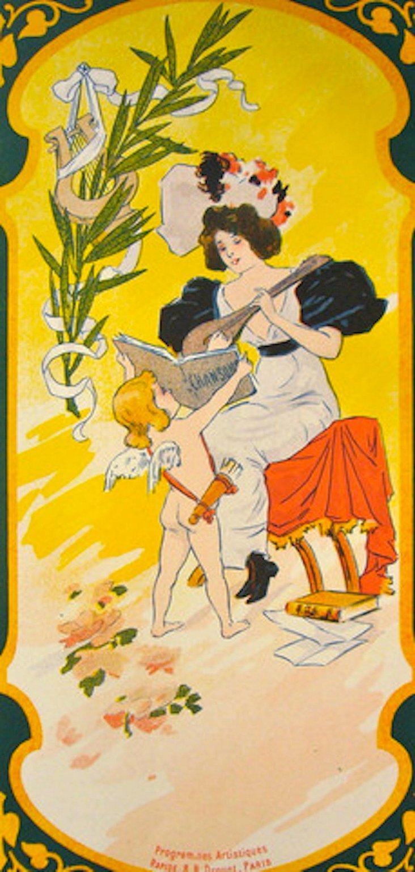 Programmes Illustrés Print by Misti