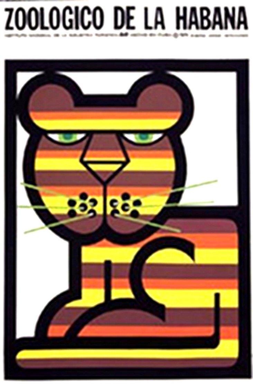 Cuban Zoo  Poster, 1974