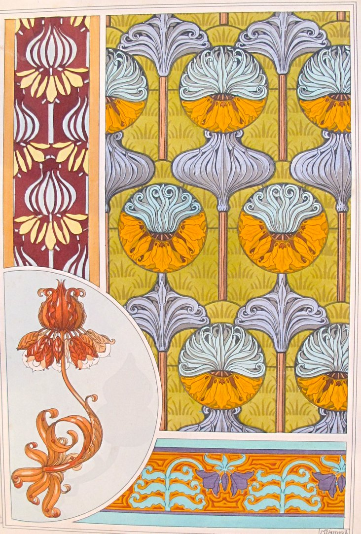 Crown Imperial Decorator Sheet