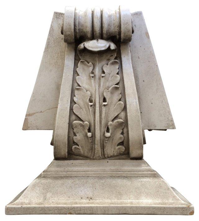Gladding McBean Pediment
