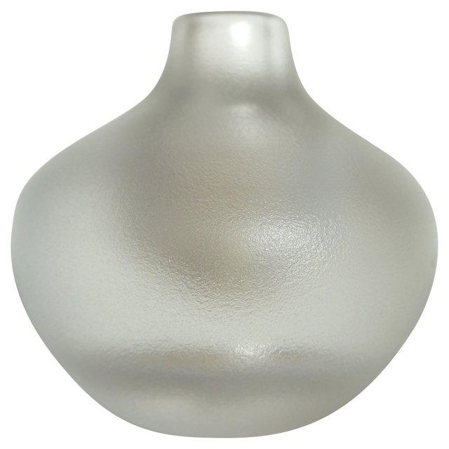 Göran Wärff Kosta Boda Glass Vase