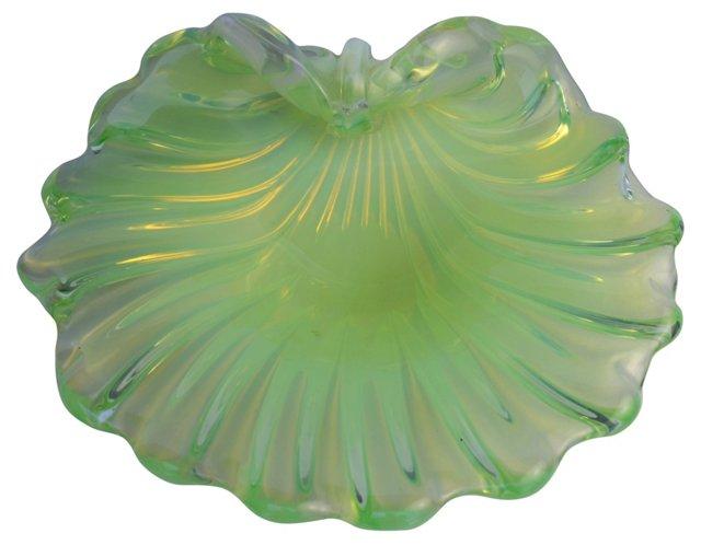 Murano Shell Bowl