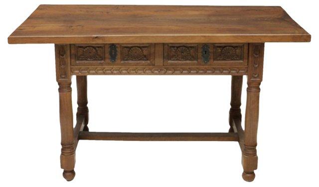 Antique Spanish Table