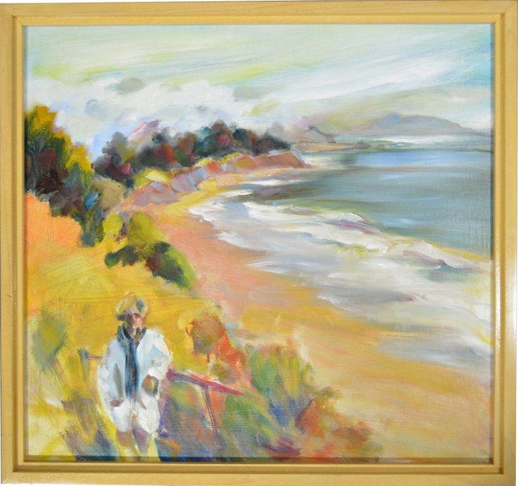 Summerland Beach Figure