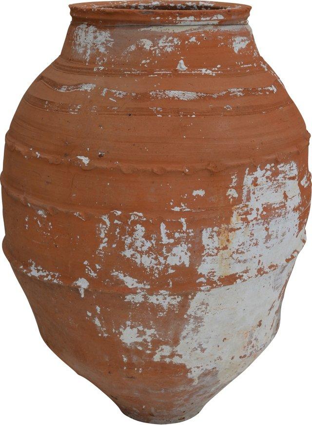 Terracotta  Turkish Pot
