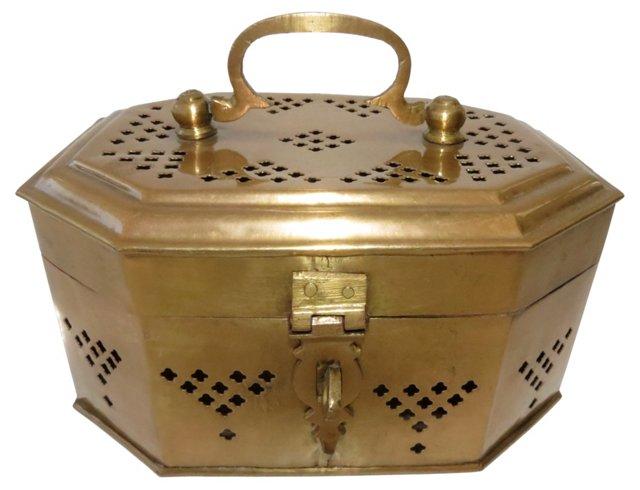 Pierced Cricket Box