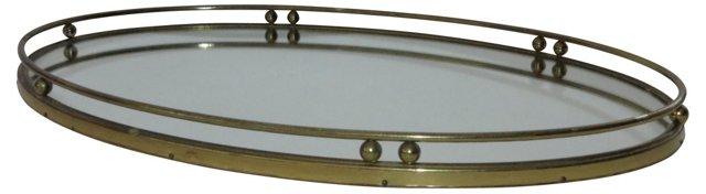 Brass Vanity Tray