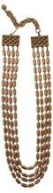 Multi-Strand Ball Chain Necklace