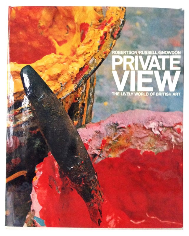 Private View: World of British Art