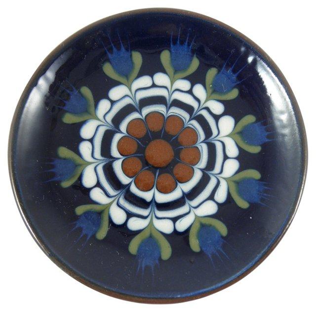 Danish Pottery Plate