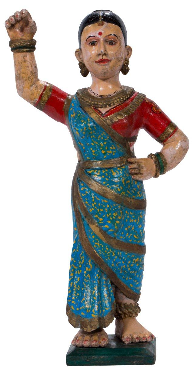 Devadasi, Temple Dancer