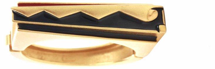 Monet Abstract Bracelet