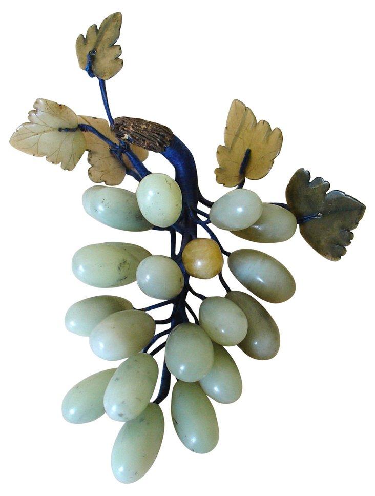 Italian Jade Grape Cluster