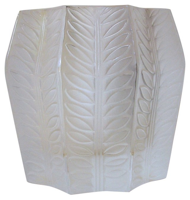 Lalique Jamaique  Votive Holder