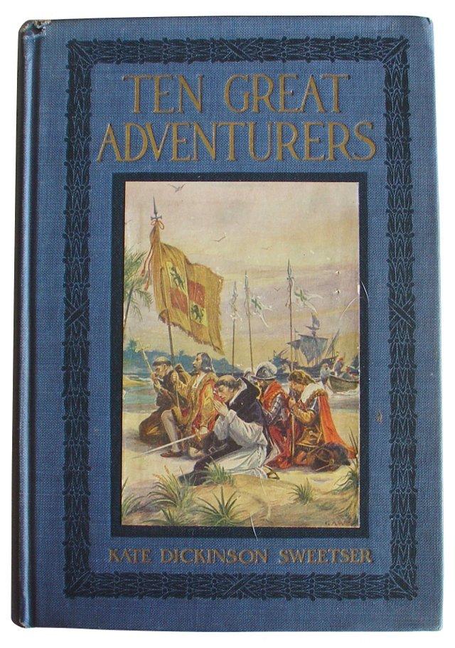 Ten Great Adventurers, 1915