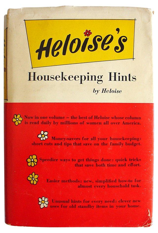Heloise's Housekeeping Hints,  1st Ed