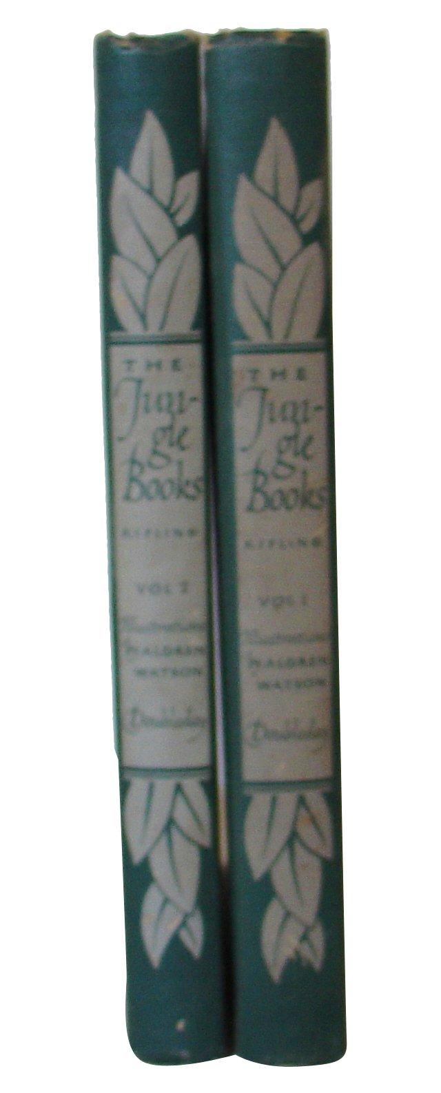 The Jungle Books, 2 Vols