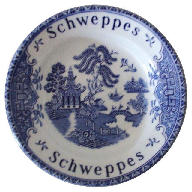 Schweppes Indian Tonic Dish