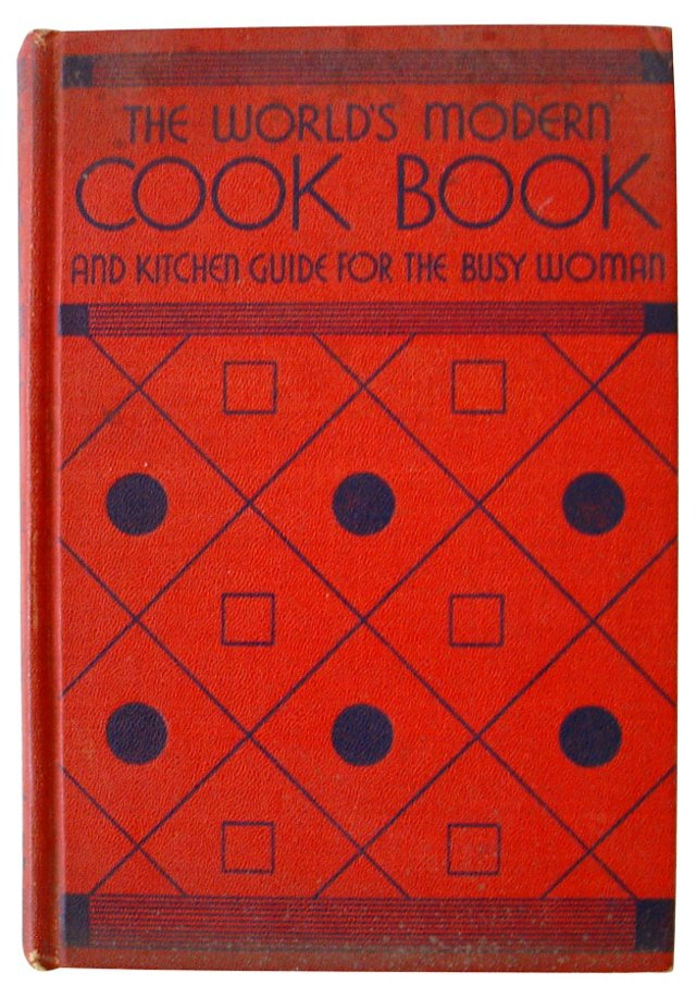The World's Modern Cook Book