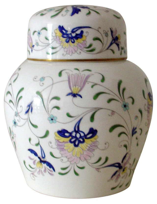 Coalport Pageant Ginger Jar