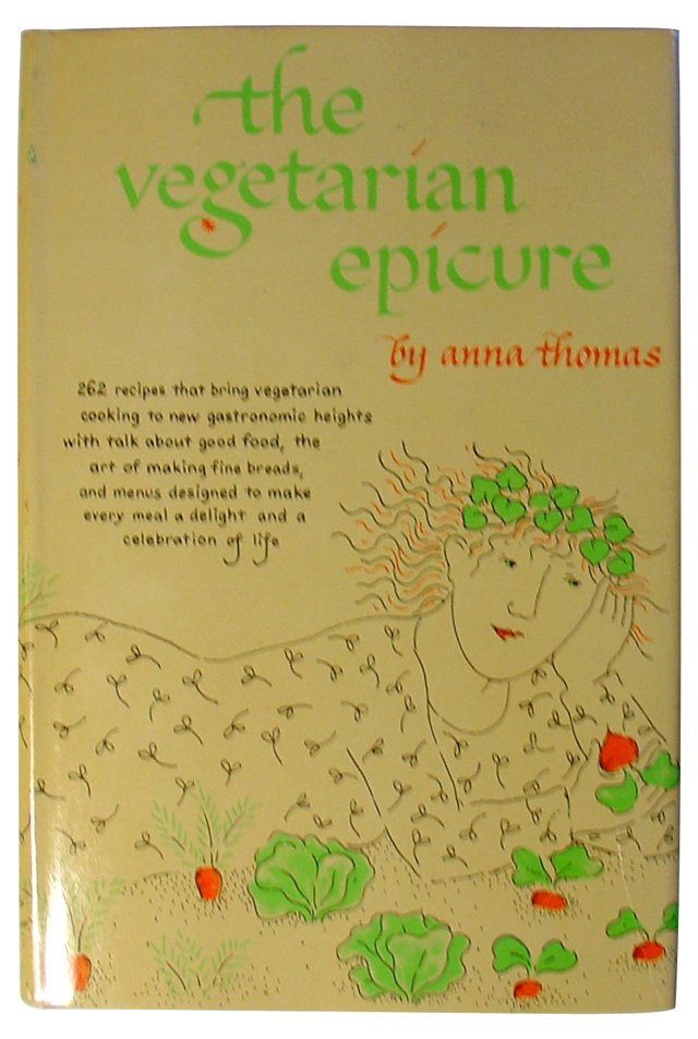 The Vegetarian Epicure, 1972