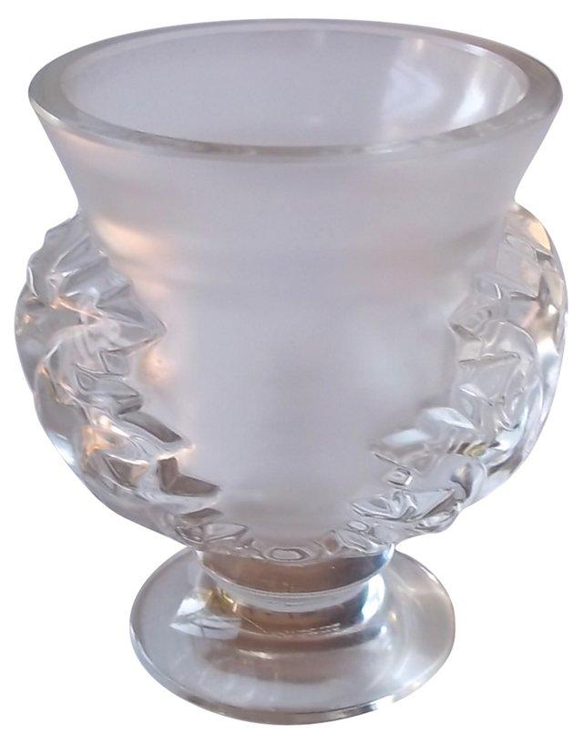 Lalique Acanthus  Vase