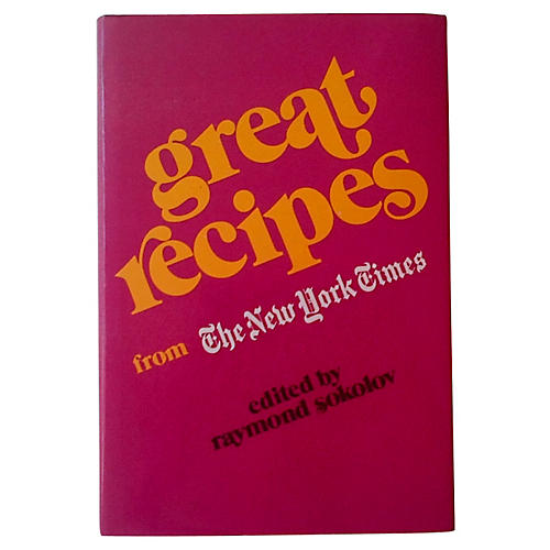 Great Recipes from The New York Times
