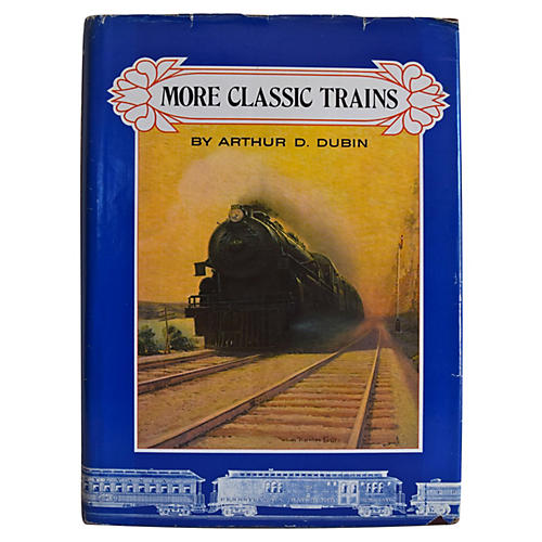 More Classic Trains, Signed