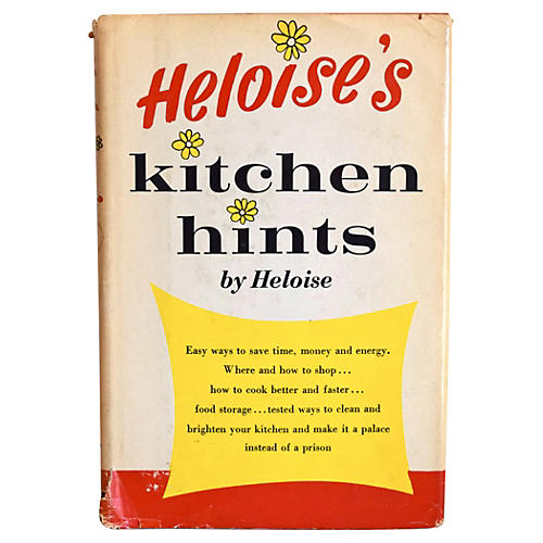 Heloise's Kitchen Hints, 1st Ed