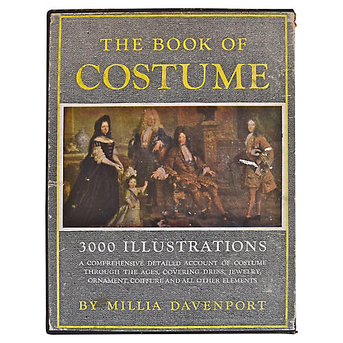 The Book of Costume, 1st Ed