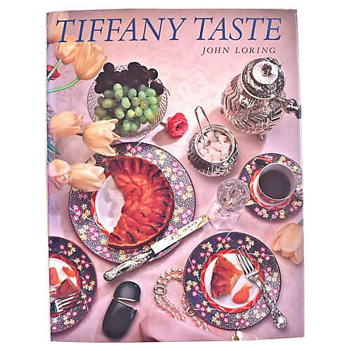 Tiffany Taste, 1st Ed.