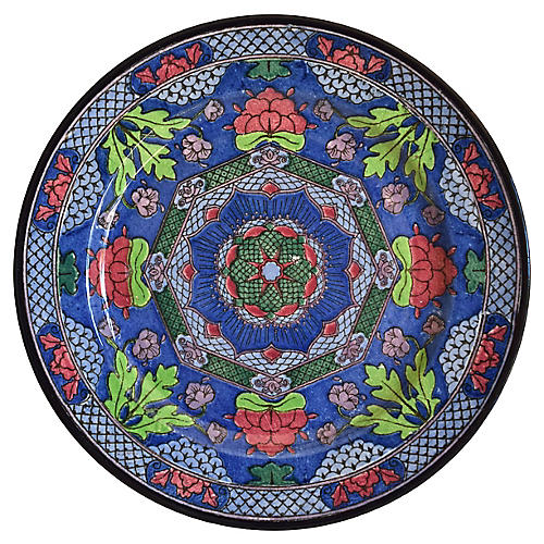 Royal Doulton Floral Plate