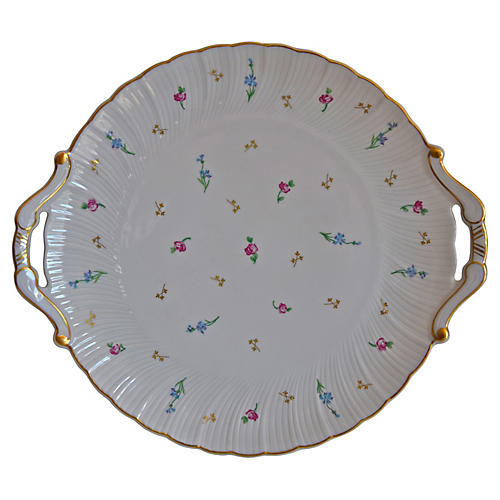Bernardaus Limoges Serving Platter