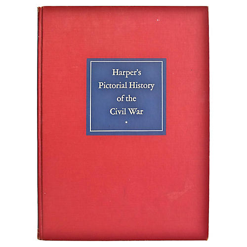 Harper's Pictorial History of Civil War