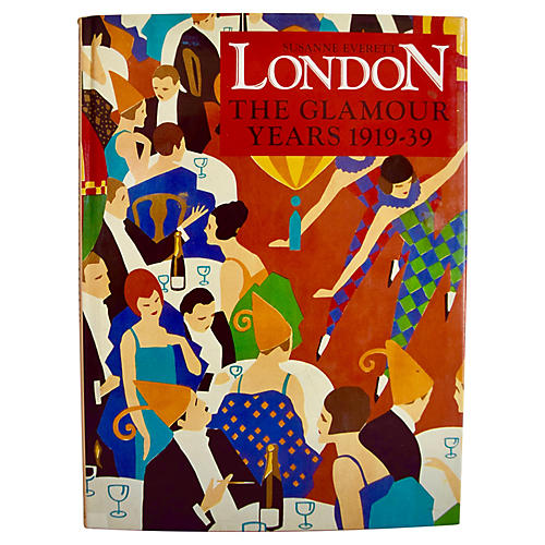 London: The Glamour Years 1919-39