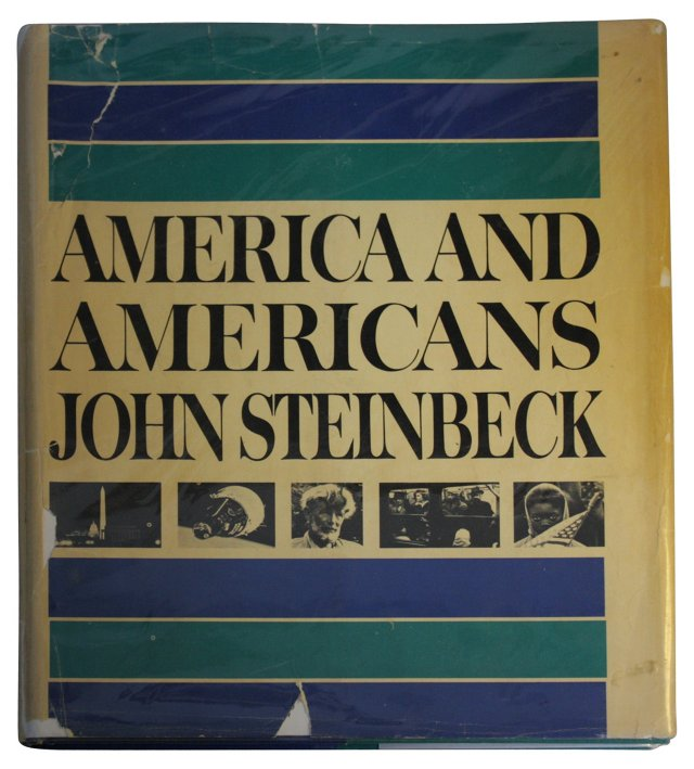 America  and Americans, 1st Ed