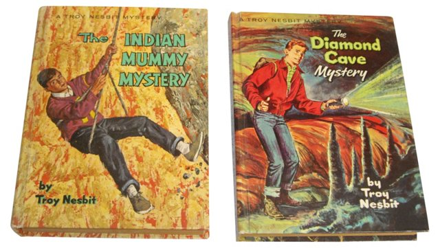 Troy Nesbit Mysteries, Pair
