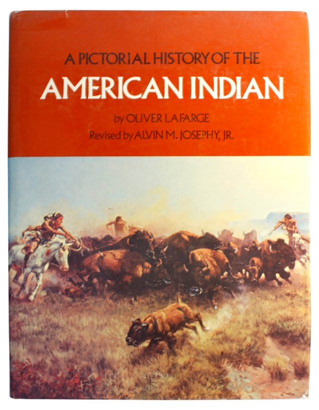 Pictorial History of the American Indian