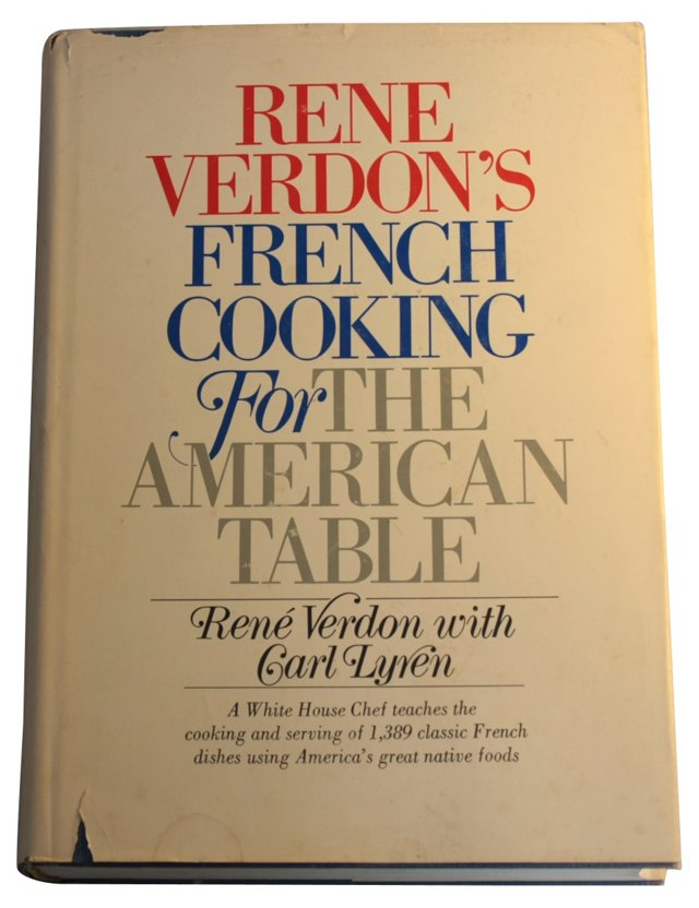 French Cooking for the American Table