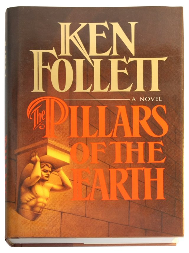 The Pillars of the Earth, 1st   Ed