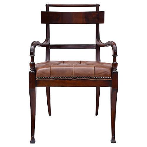 Henredon Hanover Side Armchair