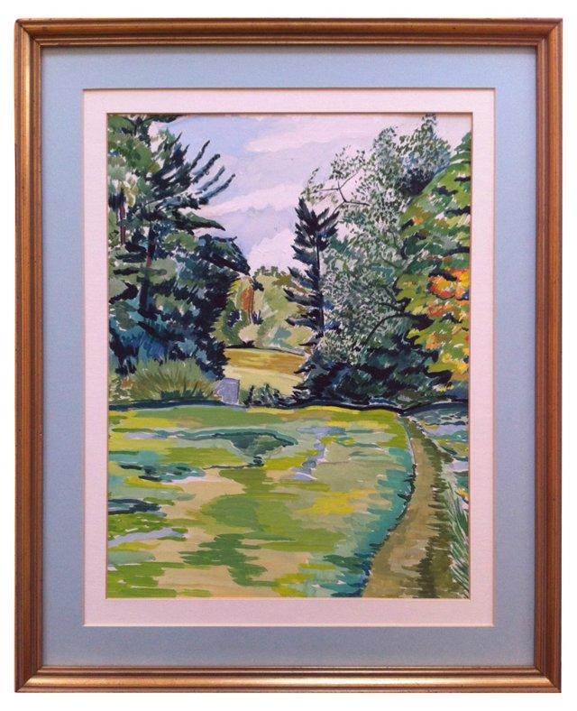 Glade & Brook by Pamela Spencer
