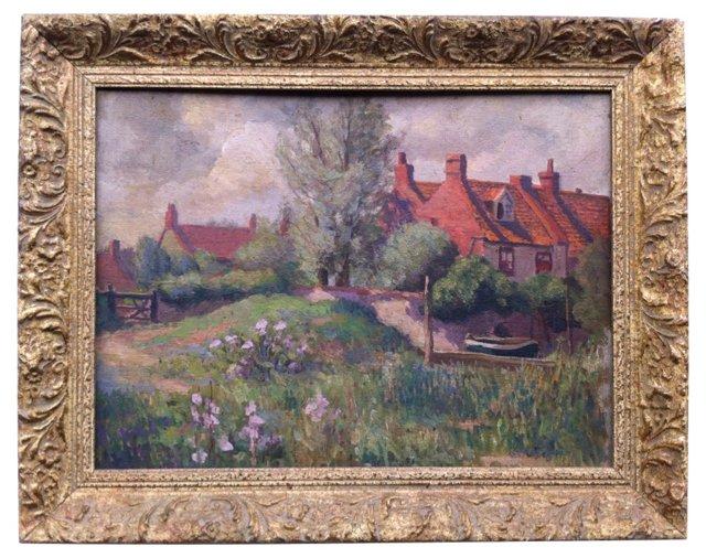 English Village & Garden