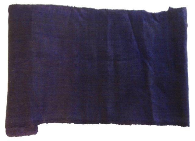 Yao Indigo Textile, 6 Yds