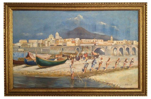 Mediterranean Fishermen
